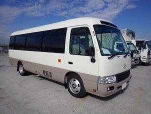 luxury shuttle bus - Nairobi bus hire