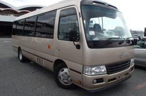 Jkia Shuttles - Nairobi Bus Hire