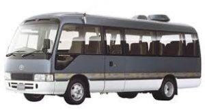 Silver springs shuttles - Nairobi Bus Hire